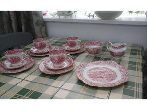 Historical Britain 4 Piece Tea Set ('s) in Rhyl