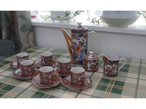 Japan Bone China Tea Set in Rhyl