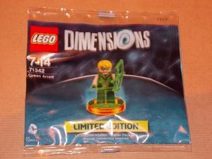 LEGO DIMENSIONS GREEN ARROW  LIMITED EDITION NEW