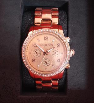 Michael Kors rose gold watch, new!