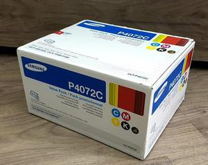 Original Samsung Toner Cartridge Value Pack PC, compatible with CLP-, CLX-