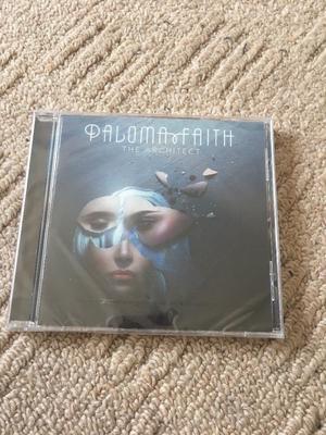 Paloma Faith the Architect CD - BRAND NEW UNOPENED