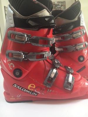 Salomon Equipe - ski shoes for men