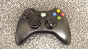 xbox 360 wireless game controller with battery pack.