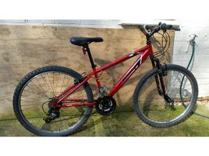 Apollo fued 18 speed 26 inch wheel mountain bike in