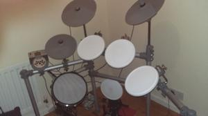For sale Electronic drum kit with amp
