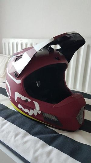 Fox Mountain Bike Full Face Helmet