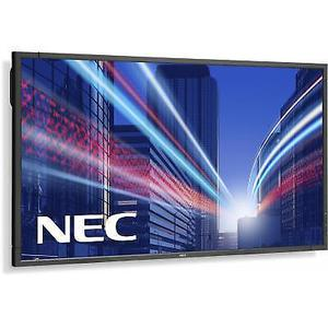 "NEC 55"" P553PG LCD Display  Black Large Format Full"
