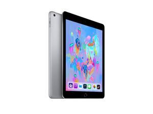 NEW Apple iPad 6th Gen (Gb, Wi-Fi, 9.7in - Space
