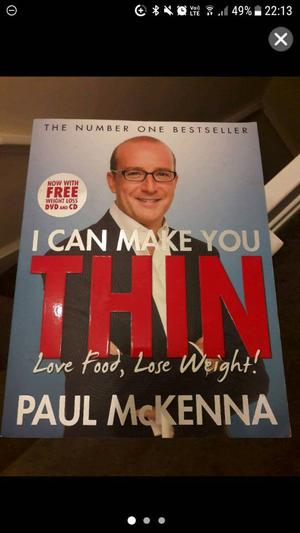 Paul McKenna I can make u thin