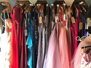Prom/bridesmaid/formal dresses under £65