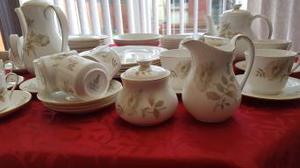 Royal Doulton Yorkshire Rose China