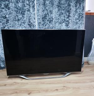 Samsung Smart TV UE55ESD p HD LED Internet TV