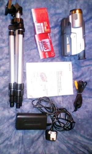 Sony Digital 8 Handycam Camcorder