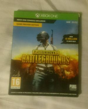 Xbox One Pubg Game For Sale