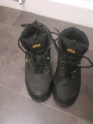Boots shoes Site Onyx Safety workwear-Waterproof Protector B