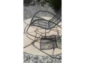 Garden rocking chair in Cardiff