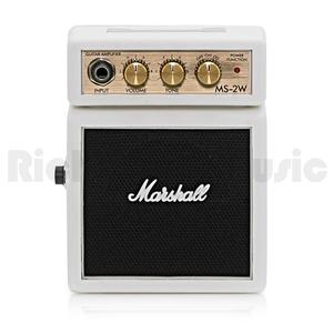 Marshall MS2-W Micro Amp - White Limited Edition