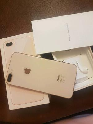 NO OFFERS £590 IMMACULATE IPHONE 8 PLUS 64GB GOLD UNLOCKED