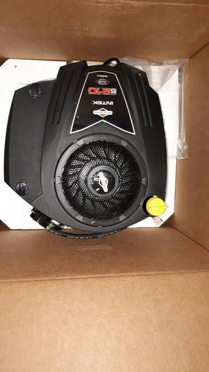 New 19.5 hp Briggs and Stratton engine