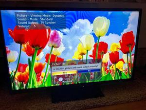 Panasonic 42 Inch Full HD p LED TV With Freeview HD