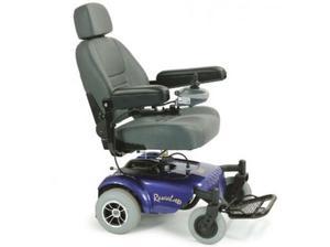 Rascal 320 electric wheelchair in King's Lynn