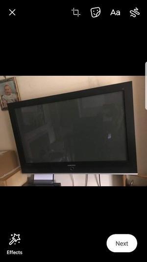 "Samsung 40"" TV for sale £60"