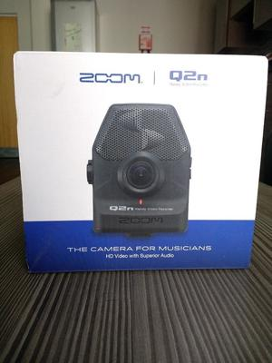 Zoom Q2N Full HD Audio Video Recorder - Great for musicians! BRAND NEW