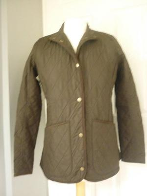 barbour ladies polarquilt jacket,new with tags on