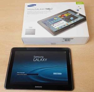 "BOXED Samsung Galaxy Tab 2 GT-PGB - 10.1"" - Android -"