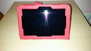 "Black Tesco HUDL 1 Android Tablet 16GB WiFi 7"" - With"