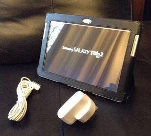 Samsung Galaxy Tab 2 GT-PGB, Wi-Fi, 10.1in - White &