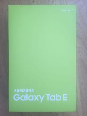 """Samsung Galaxy Tab E SM TGB Wi-Fi 9.6"""" Inch Tablet"""
