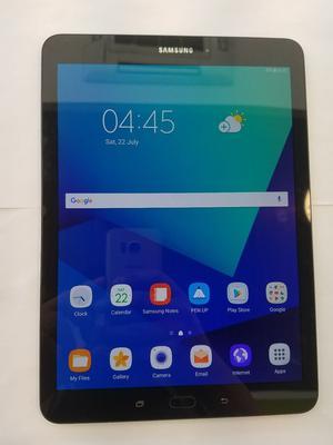Samsung Galaxy Tab S3 32GB -IN Black wifi only SMT 820