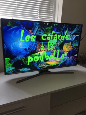 Samsung smart tv & surround sound