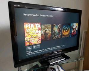 "Toshiba 37"" Full HD Ready Digital Freeview"