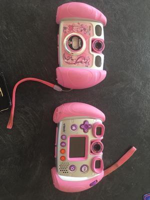 V Tech kids camera