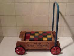 Wooden First Steps Baby Walker