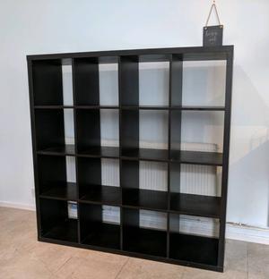 ikea kallax red doors amp inserts x 12 posot class. Black Bedroom Furniture Sets. Home Design Ideas