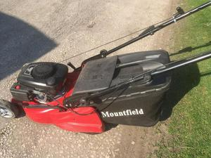 Mountfield NTL 434-R mower