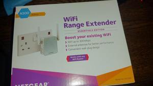 netgear range extender instructions