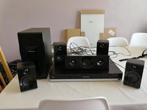 Panasonic home cinema surround sound system