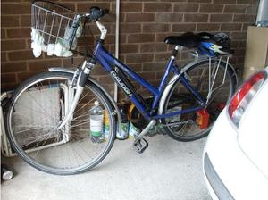 Raleigh Pioneer 160 Ladies bike. in Preston
