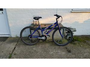 Townsend Equinox 18 speed 26 inch wheel mountain bike in