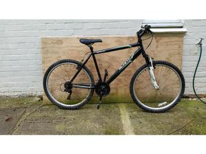 Apollo Slant 18 speed 26 inch wheel mountain bike in
