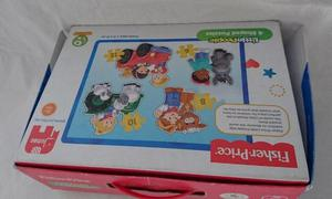 Fisher Price Little People Puzzles