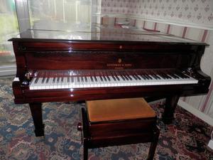 NEW YORK STEINWAY GRAND PIANO