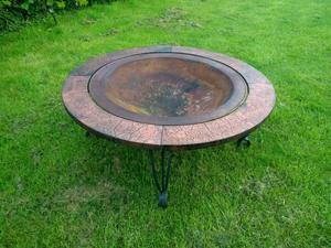 Outdoor Fire Pit, Fire Bowl