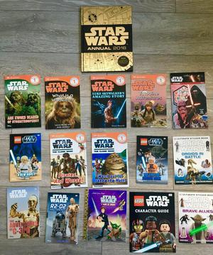 Star Wars DK Readers & extra Star Wars Books