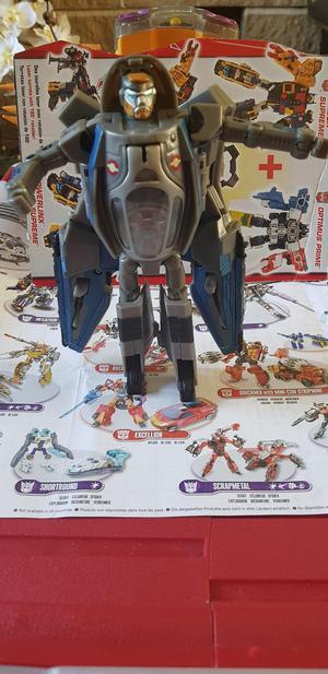 Transformers Star Wars OBI-WAN JEDI STARFIGHTER